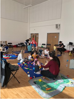 'Little Seedlings' on Wednesdays New Venue